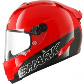 Shark RACE-R PRO Carbon Blank - RED