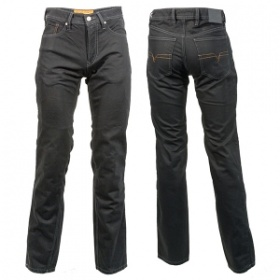 Richa Hammer Jeans - Black