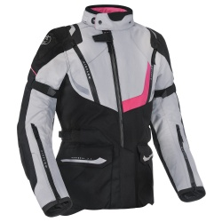 Oxford Montreal 3.0 Women's Jacket - Black/White & Pink