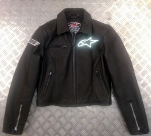Alpinestar Ladies Leather JKT