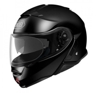Shoei Neotec 2 Flip Helmet - Gloss Black + Optional SENA SRL-01 £149