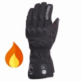 Bering Vesuvio Heated Glove - Black