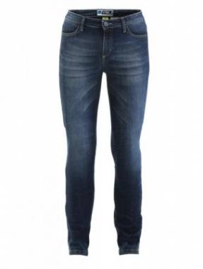 PMJ Rider Lady Jeans - Mid Blue