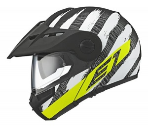 Schuberth E1 - Hunter Yellow