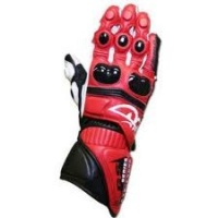 Berik 4925 Race Glove Red