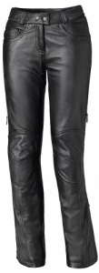 Held Aileen Leather Trousers - Black