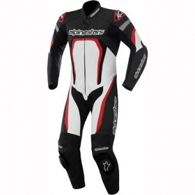 Alpinestars Motegi 1 Piece - Black/White/Red