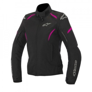 Alpinestars Stella Gunner Ladies Jacket Black Fuschia