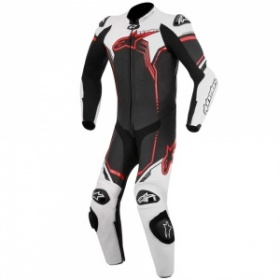 Alpinestars GP Plus Race Suit - Black White Red