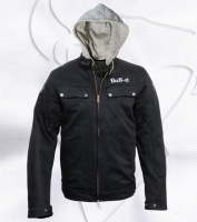 Bull-it Mens SR6 Covec Carbon Hoody Jacket