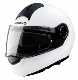 Schuberth C3 Basic White