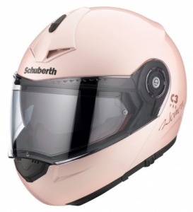 Schuberth C3 PRO WomAn Pearl Pink