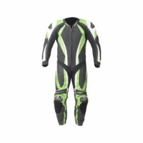 RST Pro Series CPX-C Race Suit - Neon Green