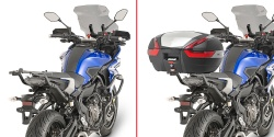 Givi 2130FZ Yamaha  MT07 Tracer 16-> Monorack Fit Kit