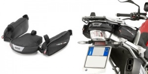 Givi XS315 BMW R1200GS 13-17 Under Rack Case Set