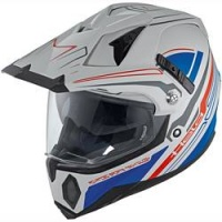 Held Makan 7565 Helmet - Grey/Blue
