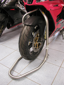 Harris Race Front Under-Yoke Paddock Stand