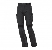Held Matata Mens Textile Pants Black