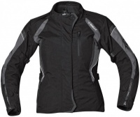 Held Samina Black Silver Ladies Textile Jacket