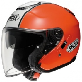 Shoei J-Cruise Open face Helmet - Corso TC8