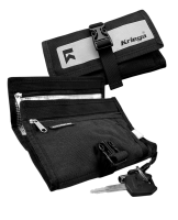 Kriega Stash Travel Organiser / Wallet
