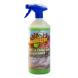 MudBuster Dirt Bike and Trail Bike Cleaner