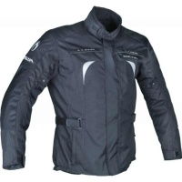 Richa Sprint Ladies Textile Jacket Black