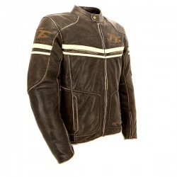 RST 1674 Isle Of Man TT Roadster Jacket Brown