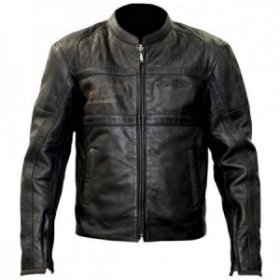 RST Classic TT Retro Leather Jacket