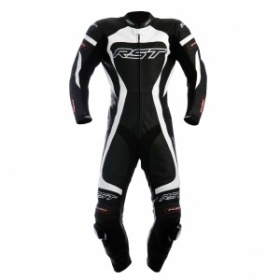 RST 1415 TRACTECH EVO II M Leather Suit White  JNR