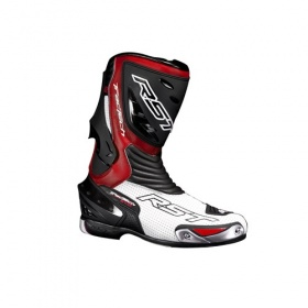 RST Tractech Evo CE Race Boots Red