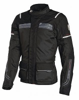 Richa Ladies Phantom Textile Jacket - Black