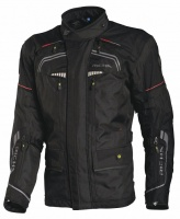Richa Infinity Jacket - Black