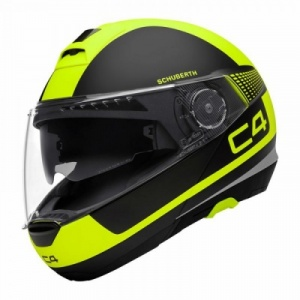 Schuberth C4 Legacy Yellow
