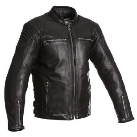 Segura Elwood Leather Jacket Black