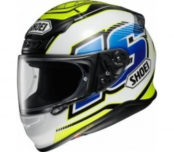 Shoei NXR - Cluzel TC3