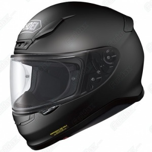 Shoei NXR Plain Matt Black - Free Dark Visor