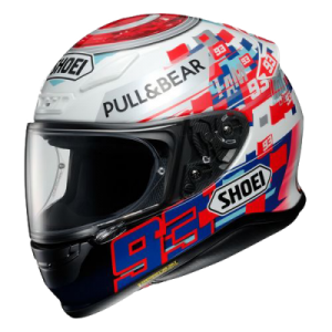 Shoei NXR 2018 MARQUEZ POWER UP TC1
