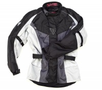 Racer Supervento Jacket Grey
