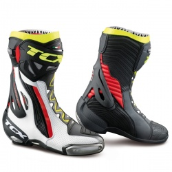 TCX RT-RACE PRO AIR Boot  + Free Spare Mag Toe Sliers