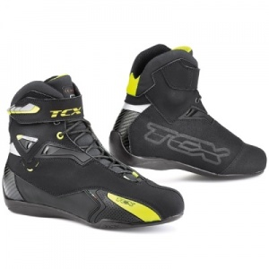 TCX Rush WP CE Boot Black/Fluo