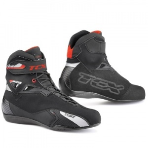 TCX Rush WP CE Boot Black/Red