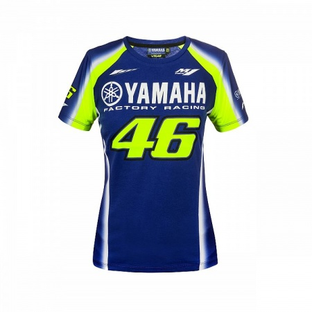 WOMAN YAMAHA VR46 T-SHIRT
