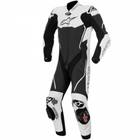 Alpinestars Atem 1 Piece Black White
