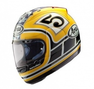 Arai Chaser-X Edwards Replica - Yellow