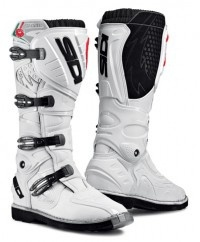 Sidi Charger MX Boots White