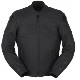 Furygan Dark Evo Leather Jacket - Black
