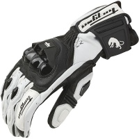 Furygan AFS-18 Glove - White / Black