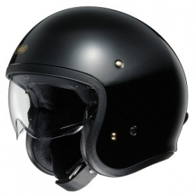 Shoei J.O. Gloss Black