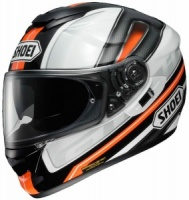 Shoei GT Air Dauntless - TC8  - FREE Dark Visor